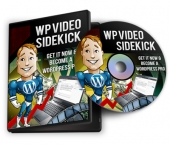 WP Video Sidekick Video with Master Resell Rights