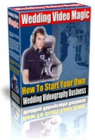 Wedding Video Magic eBook with Resell Rights