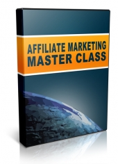 Affiliate Marketing Master Class Video with Private Label Rights
