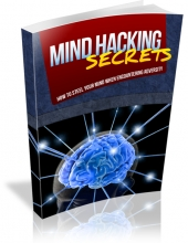 Mind Hacking Secrets eBook with Master Resell Rights