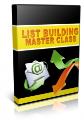 List Building Master Class Video with Private Label Rights