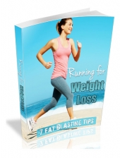 Running For Weight Loss eBook with Private Label Rights