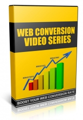 Web Conversion Videos Video with Master Resale Rights/Giveaway Rights