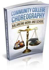 Community College Choreography eBook with Master Resell Rights