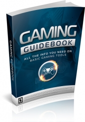 Gaming Guidebook eBook with Master Resell Rights