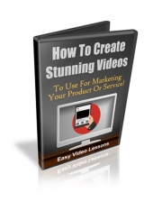 Create Stunning Videos For Video Marketing Video with Personal Use Rights