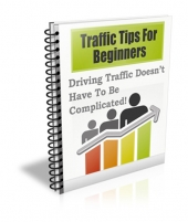 Traffic Tips for Beginners eBook with Personal Use Rights