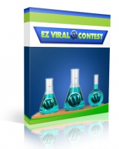 WP EZ Viral Contest Software with Personal Use Rights