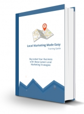 Local Marketing Made Easy eBook with Personal Use Rights