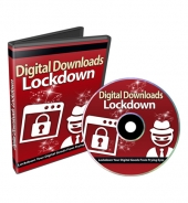 Digital Downloads Lockdown Video with Private Label Rights