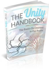 The Unity Handbook eBook with private label rights