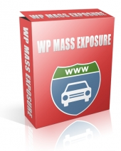 WP Mass Exposure Software with Personal Use Rights