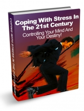 Coping With Stress eBook with Master Resell Rights