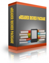 eReader Riches Package Video with Resell Rights