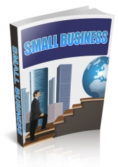 Small Business eBook with Personal Use Rights