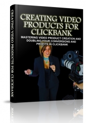 Creating Video Products For Clickbank eBook with Master Resell Rights