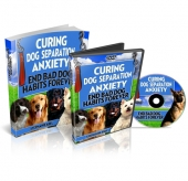 Curing Dog Separation Blog Video with Private Label Rights