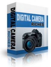 Digital Camera Riches Video with Resell Rights