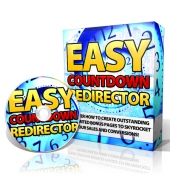 Easy Countdown Redirector Software with Personal Use Rights