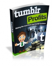 Tumblr Profits eBook with Master Resell Rights