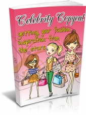 Celebrity Copycat eBook with Master Resell Rights