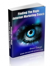 Internet Marketing Coach Directory eBook with Personal Use Rights