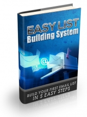 Easy List Building System eBook with Easy List Building System
