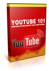 You Tube 101 Video Series Video with Personal Use Rights
