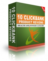 ClickBank Reviews Vol.3 eBook with Personal Use Rights