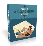 Running a Coaching Business eBook with Personal Use Rights
