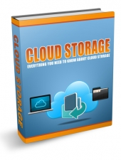Cloud Storage Guide eBook with Personal Use Rights