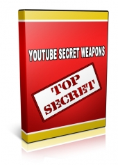 YouTube Secret Weapons Video with Personal Use Rights