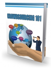 CrowdSourcing 101 eBook with Personal Use Rights