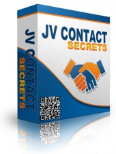 JV Contact Secrets eBook with Resell Rights