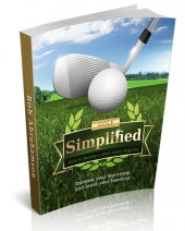 Golf Simplified eBook with Personal Use Rights