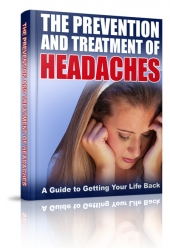 Prevention and Treatment of Headaches eBook with Private Label Rights