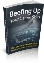 Beefing up your Career Skills eBook with Master Resell Rights