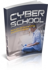 Cyber School eBook with Master Resell Rights