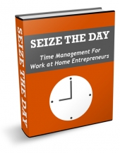 Seize the Day eBook with Private Label Rights