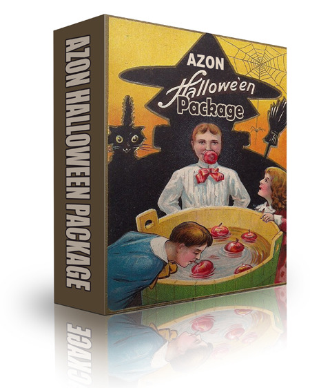 Azon Halloween Package