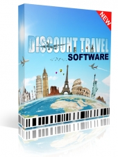 Discount Travel Software Software with Private Label Rights