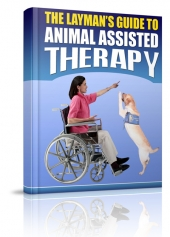 Guide To Animal Assisted Therapy eBook with Private Label Rights