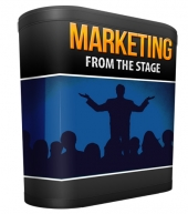 Marketing From The Stage Video with Master Resell Rights