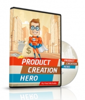 Product Creation Hero Video with Personal Use Rights