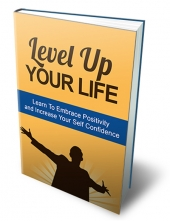 Level Up Your Life eBook with Master Resell Rights