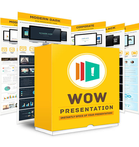 Wow Presentation Theme Bundle Package