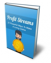 Profit Streams eBook with Private Label Rights
