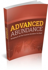 Advanced Abundance eBook with Master Resell Rights