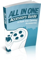 All In One Accessory Guide eBook with Master Resell Rights