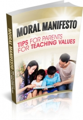 Moral Manifesto eBook with Master Resell Rights
